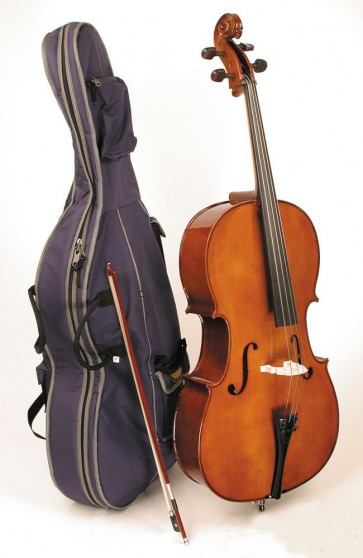 Stentor 1102F Student I 1/4 Size (Quarter Size)Cello Outfit