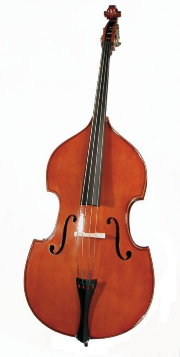 Stentor 1438A Student II 4/4 Size (Full size) Double Bass Outfit