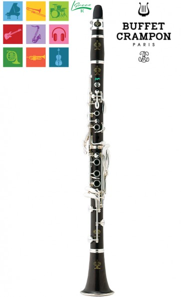 Buffet Prestige Greenline A Clarinet Outfit BC1207L