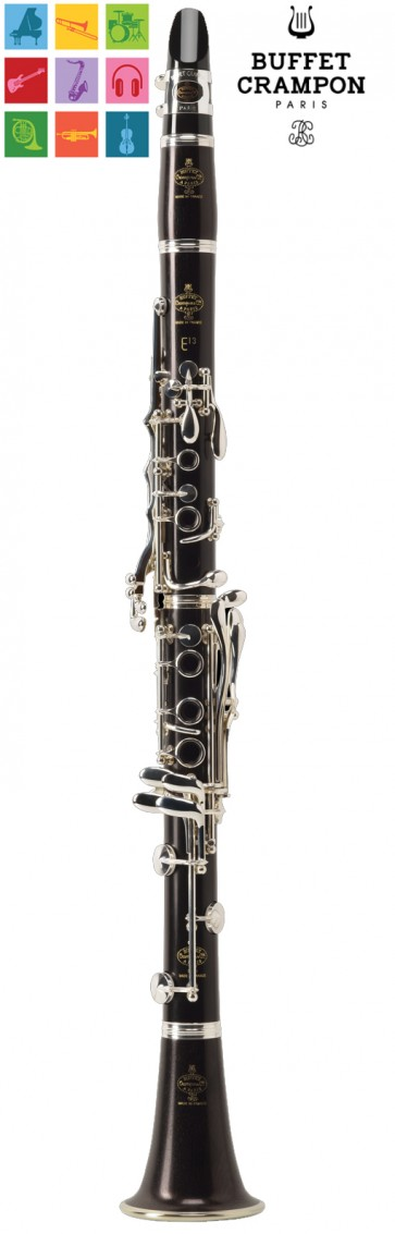 Buffet E13 Bb Clarinet with Leather Case