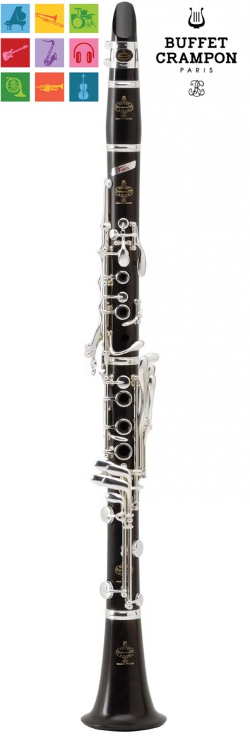 Buffet Tosca Bb Clarinet Outfit BC1150L