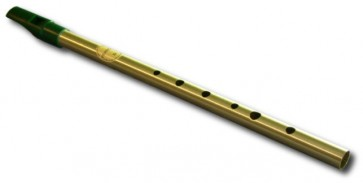 Feadog FW07 Individual Brass D Whistle