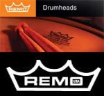 "Remo PP-0250-BE Pro Pack (12"",13""16"" Emperor Clear with FREE 14"" BA-0114-00)"