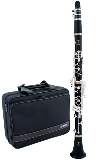 Yamaha YCL255S Bb Clarinet Outfit