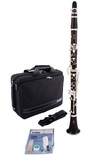 Yamaha YCL450 Bb Wooden Clarinet Outfit