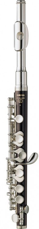 Yamaha YPC32 Covered Keywork Resin Body Piccolo