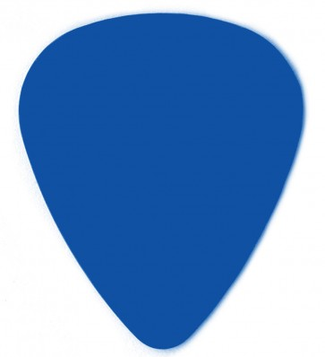 Duralin and Delflex 1DBU5 Medium/Heavy .039 in (1.0mm) Plectrum