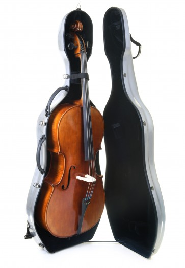 Cadenza 'Elite' 4/4 Size (Full Size) Cello Outfit CEL-E44S