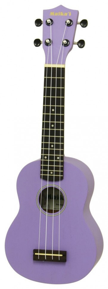 Maikai Pack of 24 Purple Soprano Ukuleles