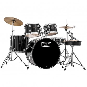 Mapex Tornado in Black