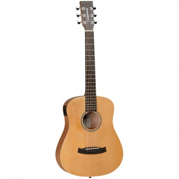 Tanglewood TW2TSE Travel Electro Acoustic Guitar