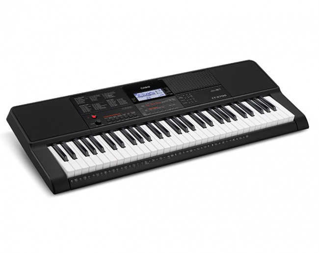 Casio CT-X700C5 Keyboard with General MIDI including Powerpack [HM1016]