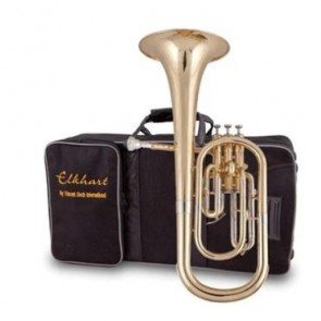 Elkhart 100TH Eb Tenor Horn Outfit