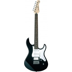 Yamaha Pacifica 112V in Black Electric Guitar with Maple Neck - GPA112VBL