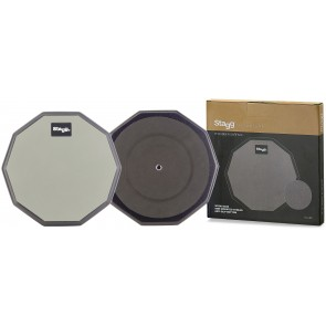 "Stagg TD-12R 12"" Practice Pad, 10 sided"