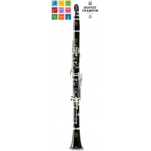 Buffet Vintage A Clarinet Outfit BC1231LV