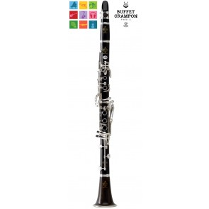 Buffet Festival A Clarinet Outfit BC1239L