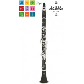 Buffet R13 Greenline A Clarinet Outfit BC1231G