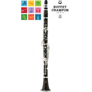Buffet RC Prestige A Clarinet Outfit BC1206L