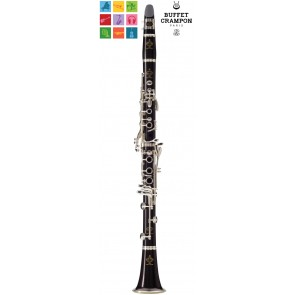 Buffet RC Greenline Bb Clarinet Outfit