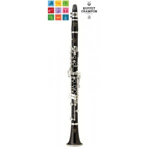 Buffet R13 Bb Clarinet Outfit