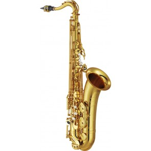 Yamaha YTS-62 02 Gold Lacquer Tenor Saxophone Outfit