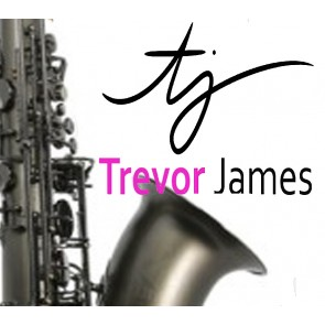 Trevor James SR Series 384SR-BBF Black Frosted Tenor Saxophone