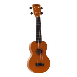 Mahalo 2511OR Rainbow Series Orange Ukulele