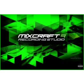 Acoustica Mixcraft 9 Recording Studio - Academic 500-999 Per Upgrade Licence - Please specify how many are required - ACO475