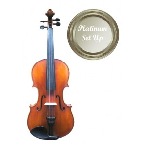 Concertante VI009-44-P 4/4 Size  (Full Size) Violin with Platinum Set-up (Instrument Only)