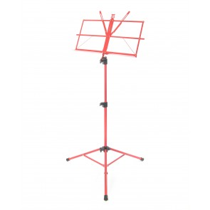 MIDAS MUSIC STAND IN RED