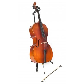Cadenza Cello Full Size On Stand