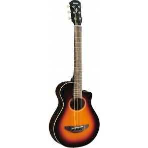 Yamaha APXT2-OVS APX Travel Guitar in Old Violin Sunburst