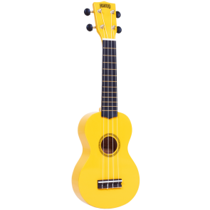 Mahalo 2511YW Rainbow Series Yellow Ukulele