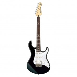 Yamaha GPA012BL Black Pacifica 012 Guitar
