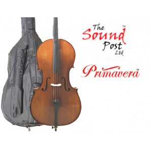The Sound Post CF015N-18-R Primavera 90 1/8 (Eighth Size) Cello Outfit
