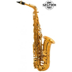 Selmer Reference Alto in Honey Gold