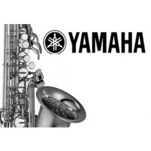 Yamaha YAS-280S Silver Plated Alto Saxophone Outfit