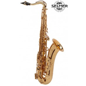 Selmer Series III tenor Saxophone in Gold Lacquer