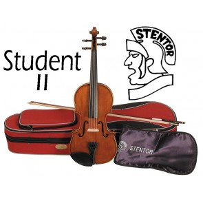 "Stentor 1505QE Student II 16.5"" (16.5 Inch) Viola Outfit"