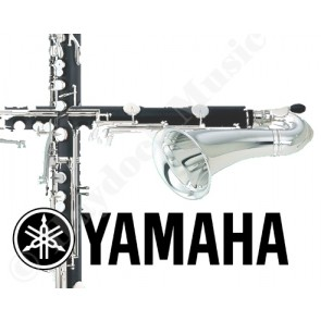 Yamaha YCL-221II Student Model Bass Clarinet