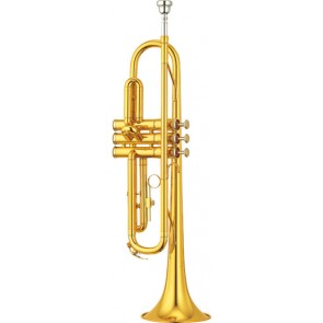 Yamaha YTR3335 Lacquer Trumpet Outfit