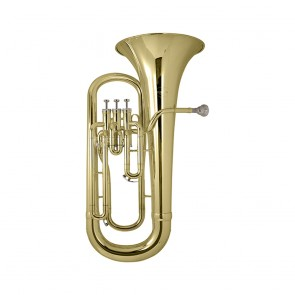 Besson Prodige Student Lacquer4 Valve Bb Tuba Outfit BE187-1-0