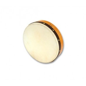 Percussion Plus PP1116 Bodhran Plain with bag - 12""