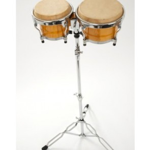 Percussion Plus PP438 Bongo Stand- single braced