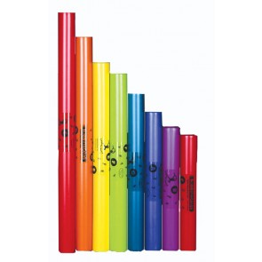 JHS BWDG Boomwhackers C Major Diatonic Scale Set