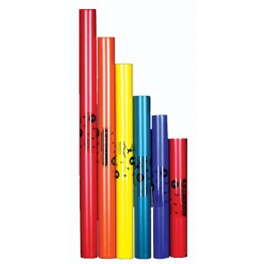 JHS BWPG Boomwhackers C Major Pentatonic Scale Set