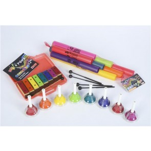 Percussion Plus PP686 Colour and Play Kit