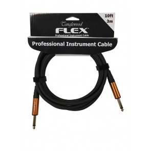 Tanglewood FX3 Guitar Cable in Black