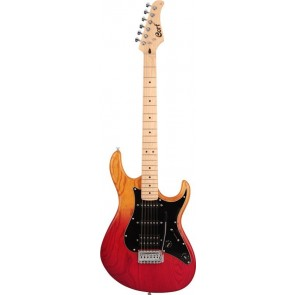 Cort G200 Electric Guitar in Deluxe Java Sunset - G200DX-JSS